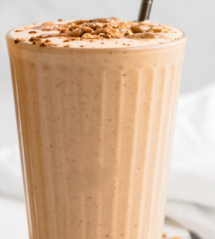 CBD Vanilla Sweet Potato Smoothie